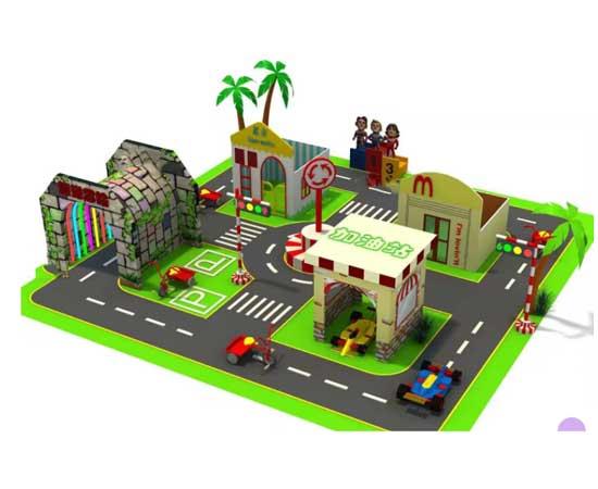 Kids preschool indoor playground for South Africa