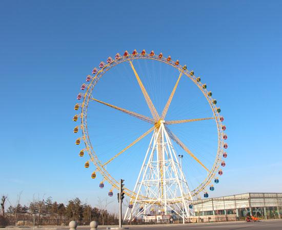 89m Ferris Wheel for Sale in Philippines